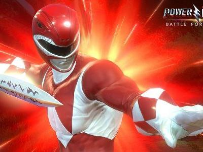 The Classic Mighty Morphin Power Rangers Are Getting A Brand New Fighting Game