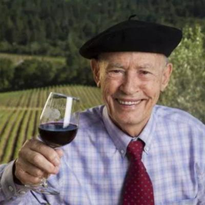 A Celebratory Wine Dinner for Winemaker Mike Grgich's 95th Birthday