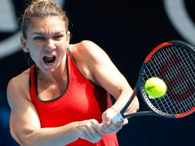 Simona Halep prevails in record-equaling epic at Australian Open