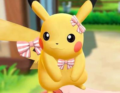 Pokemon: Let's Go games are getting review-bombed on Metacritic