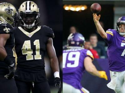 2018 NFC Divisional Playoffs: Three things to watch in Saints-Vikings