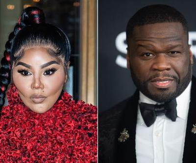Lil' Kim hits back at 'creepy' 50 Cent comparing her to a 'leprechaun'
