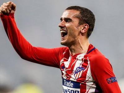 Antoine Griezmann snubs Barcelona to stay at Atletico Madrid