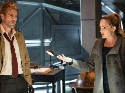 Constantine Joins Legends of Tomorrow in Midseason Premiere Photos