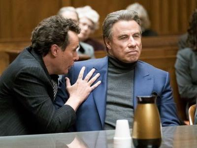 John Travolta's Gotti Biopic Dropped by Lionsgate