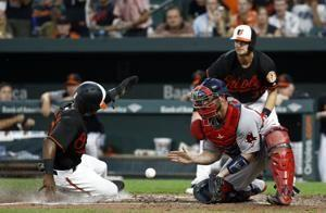 Red Sox hit 3 HRs, erase 5-run deficit and top Orioles 19-12