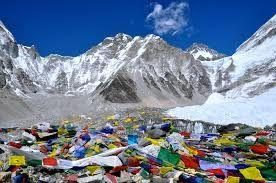 China planning to ban polluting vehicles at Mt. Everest Base Camp in Tibet