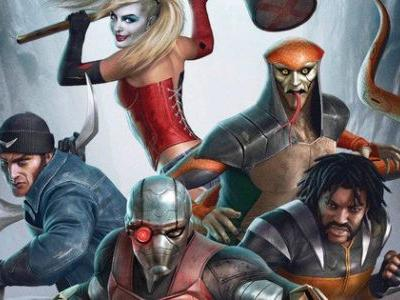 Suicide Squad: Hell to Pay Release Date & DVD Cover Art Revealed