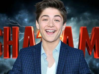 Shazam! Movie: First Look At Young Billy Batson Revealed