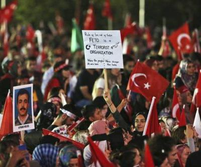 Turkish court sentences six journalists accused of being involved in 2016 failed coup to life in prison