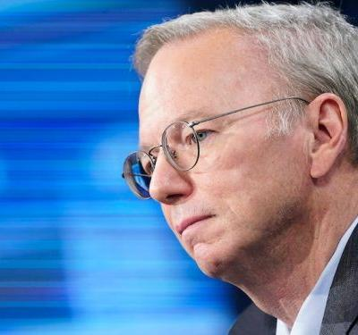 Google's first CEO Eric Schmidt says businesses can safely reopen if they meet 3 conditions