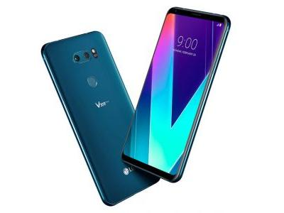 LG V30S: Incredible Low-Light Photos, More AI, More Memory. Look At This