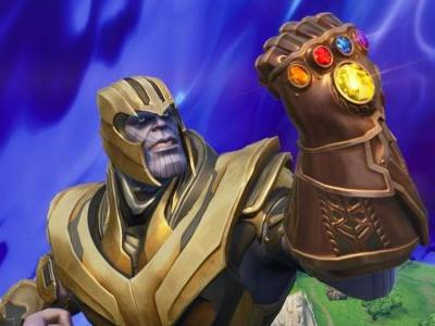Fortnite datamining efforts uncover possible Thanos revival on the dawn of the new Avengers film