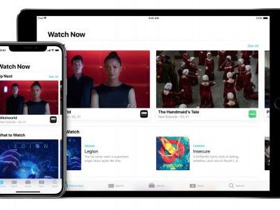 Apple's original content video service reportedly launching in April, major video partners for subscription feature not on board yet