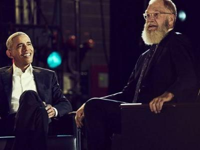David Letterman's My Next Guest Renewed For Second Season