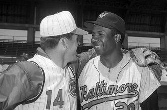 Reaction to the death of baseball great Frank Robinson