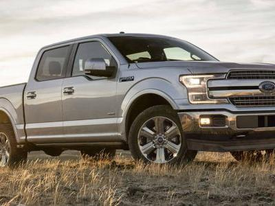 Ford F-150 Continues To Dominate The Sales Chart But The Surprise Winner Is The Dodge Grand Caravan
