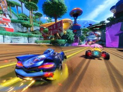 Team Sonic Racing review: fun and competent karting, but lacking the magic of its predecessor