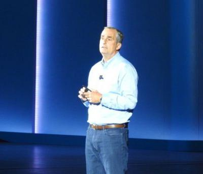 Intel CEO addresses Spectre and Meltdown bugs in CES keynote
