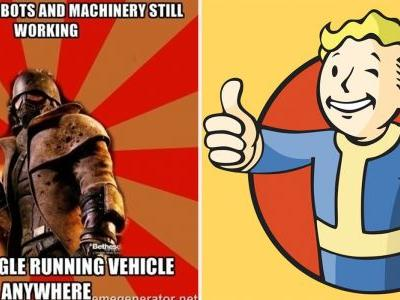 19 Hilarious Fallout Memes Only True Fans Will Understand