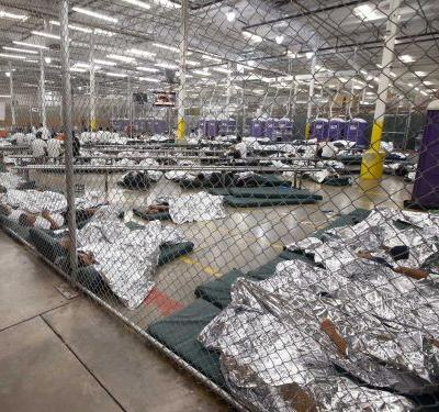 Someone added US immigrant detention centers to Wikipedia's list of concentration camps