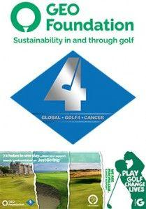 GEO Foundation and Global Golf 4 Cancer teeing up for the Longest Day Golf Challenge
