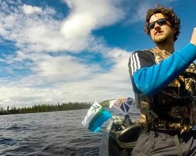 Canoeing the untouched wilderness of the Labrador Peninsula