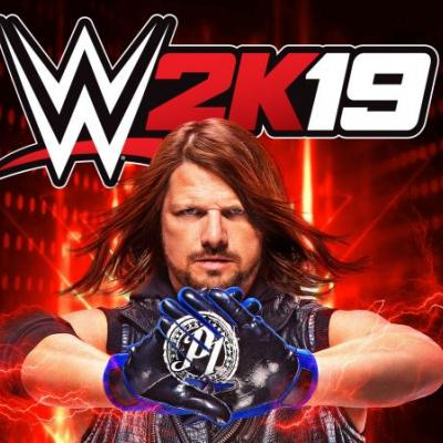 WWE 2K19 has a phenomenal cover star in AJ Styles