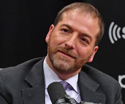 MSNBC moves Chuck Todd's 'MTP Daily' to 1 p.m. time slot