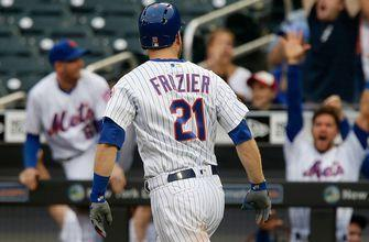Michael Conforto and Todd Frazier hit back to back solo shots to beat Miami