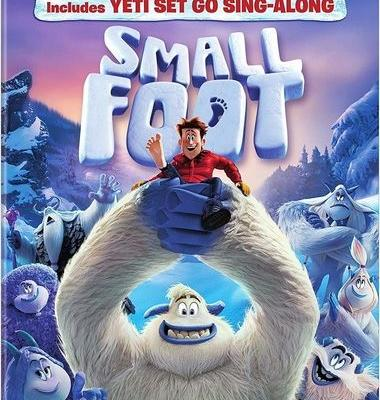 Blu-ray Review: Smallfoot