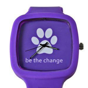 Win a Time to BE THE CHANGE Watch!