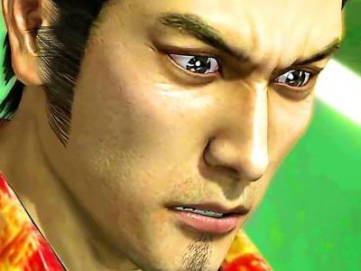 Yakuza 3 is now available on PS4 in the west, 4 and 5 on the way