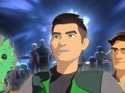 Star Wars Resistance Season 1's Ending Ties Together A Lot Of Sequel Trilogy Canon