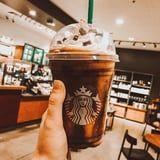 I Got a Sugar Rush Just Looking at This Secret Jack Skellington Frappuccino From Starbucks