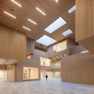 Life Science Bioengineering B202 / Christensen & Co. Architects