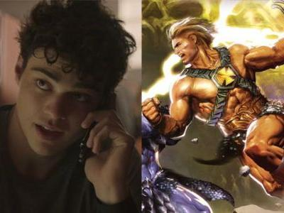 Noah Centineo May Play He-Man in Masters of the Universe Reboot Film