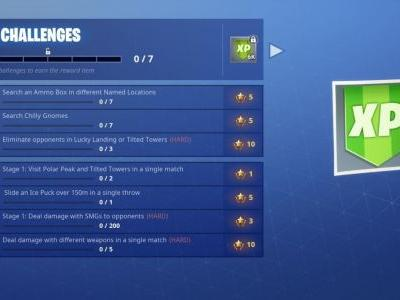Fortnite Week 6 Challenges: Find Chilly Gnomes, Weapon Damage Bug, And More