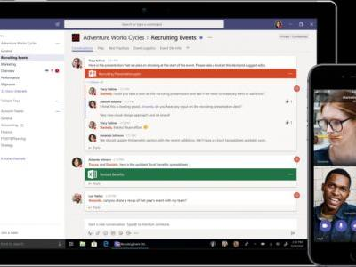 Microsoft finally gives Teams what it needs to take on Slack: A free version
