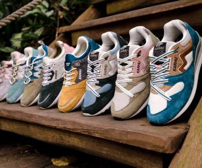 "Karhu's ""Linnut"" Pack Part 2 Takes Flight for Spring/Summer 2018"