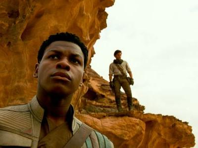 John Boyega Thinks He's Done Playing Finn After Star Wars 9