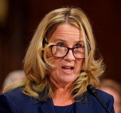 Christine Blasey Ford testified against Brett Kavanaugh over a month ago - and she's still getting threats