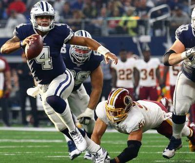 Dallas Cowboys Vs. Los Angeles Rams Live Stream: How To Watch NFL Week 4 For Free