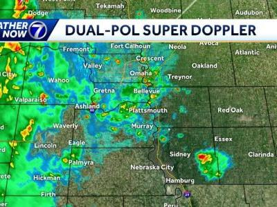 Forecast update as rain becomes more widespread Sunday