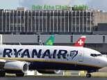 Ryanair passengers face flight cancellations as pilots strike