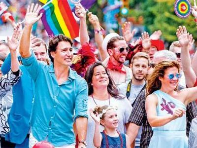 As Justin Trudeau begins his India visit, we talk to Indian politicians with pro-LGBT beliefs