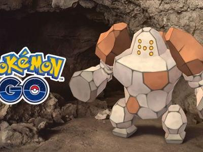 Regirock Replaces Registeel in Pokémon GO Raid Battles