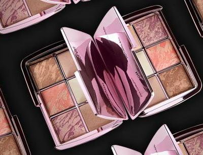 Hourglass Is Painting the World Metallic Pink This Holiday Season
