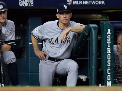 The Yankees are facing a weird 'curse' -and it has to do with who's in the White House