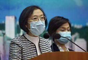 The Latest: US averaging over 1,300 virus deaths per day